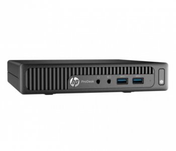 Системный блок HP ProDesk 400 G2 i3 6100T/4Gb/500Gb 7.2k/HDG4600/Windows 10 dwnW7Pro64/GbitEth/180W/клавиатура/мышь/черный
