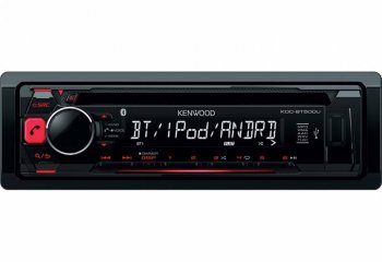 Автомагнитола Kenwood KDC-BT500U 1DIN 4x50Вт