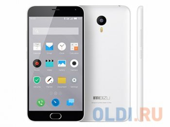 Смартфон MEIZU M2 Note WHITE 16ГБ