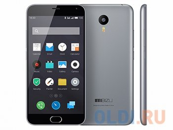 Смартфон MEIZU M2 Note GRAY 16ГБ