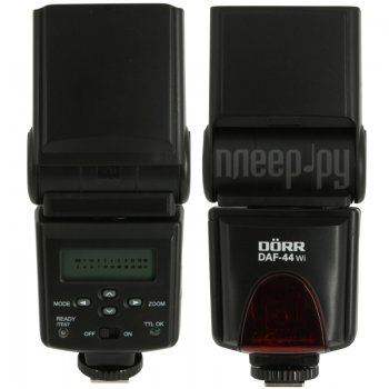 Фотовспышка Doerr D-AF-44 Wi Power Zoom Flash Sony / Minolta (D371063)