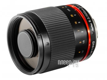 Объектив Samyang Sony E NEX MF 300 mm F/6.3 Reflex ED UMC CS Black