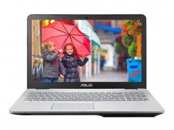Ноутбук Asus XMAS N551VW 90NB0AH1-M01800 Intel Core i7-6700HQ 2.6 GHz/8192Mb/1Tb/DVD-RW/nVidia GeForce GTX 960M 2048Mb/Wi-Fi/Bluetooth/Cam/15.6/Win 10