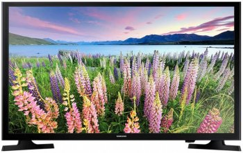 "Телевизор-LCD Samsung 48"" UE48J5200AUXRU черный/FULL HD/100Hz/DVB-T2/DVB-C/DVB-S2/USB/WiFi/Smart (RUS)"