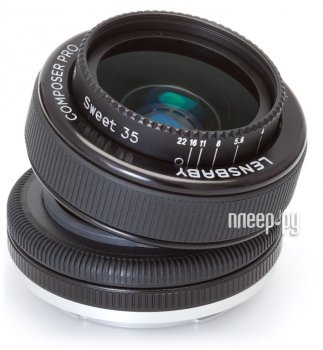 Объектив Lensbaby Composer PRO w/Sweet 35 for Micro 4/3 LBCP35M