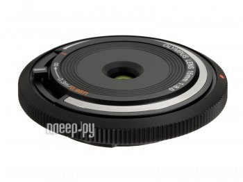 Объектив Olympus 15 mm f/8.0 Body Cap Lens for Micro Four Thirds BCL1580