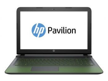 "Ноутбук hp Pavilion 15-ak000ur Core i5 6300H/8Gb/1Tb/SSD8Gb/DVD-RW/nVidia GeForce GTX 950M 4Gb/15.6""/HD (1366x768)/Windows 10 64/black/WiFi/BT/Cam/303"