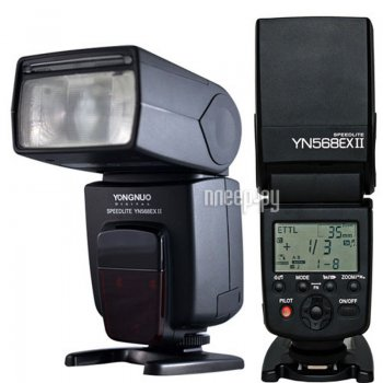 Фотовспышка YongNuo YN-568EXII Speedlite for Canon