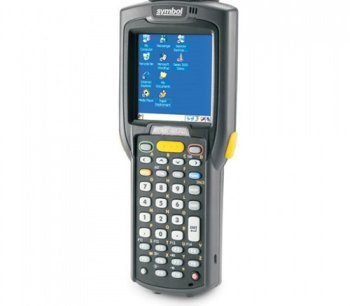 Терминал сбора данных Symbol (Motorola) MC3100-SL3H04E00 (Batch, Bluetooth, Limited Audio, Straight Shooter, 1D Laser SE950, Color-touch display, 38 K