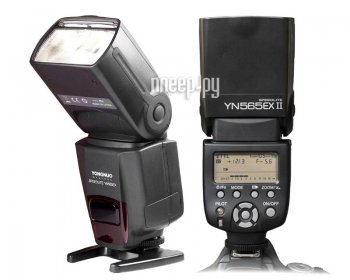 Фотовспышка YongNuo YN-565EX II Speedlite for Canon