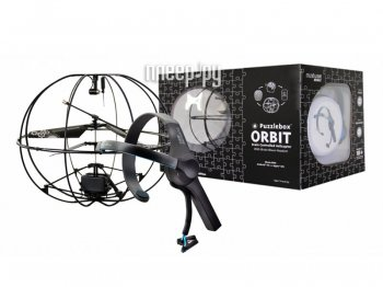 Нейроинтерфейс NeuroSky Puzzlebox Orbit + Mindwave Mobile