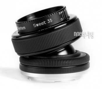 Объектив Lensbaby Composer Pro Sweet 35 for Pentax LBCP35P