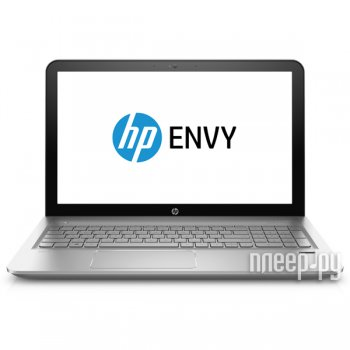 "Ноутбук hp Envy 15-ae103ur Core i7 6500U/8Gb/1Tb/DVD-RW/nVidia GeForce GT 940M 2Gb/15.6""/HD (1920x1080)/Windows 10/silver/WiFi/BT/Cam"