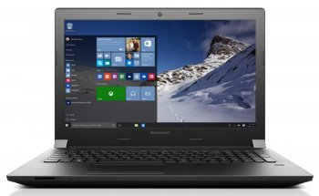 "Ноутбук Lenovo IdeaPad B5180 Core i5 6200U/4Gb/500Gb/nVidia GeForce R5 M330 2Gb/15.6""/HD (1366x768)/Free DOS/black/WiFi/BT/Cam/2200mAh"
