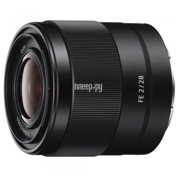 Объектив Sony SEL-28F20 28 mm f/2 for NEX*