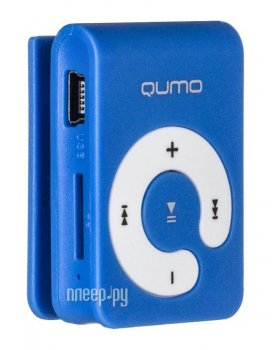 Плеер MP3 Qumo HIT Blue
