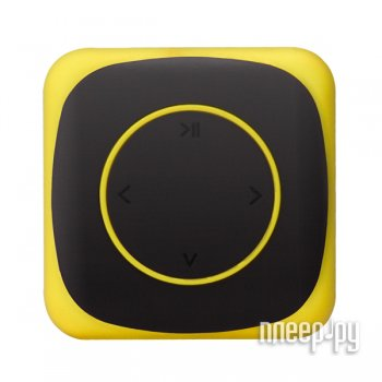 Плеер MP3 teXet T-3 - 4Gb Yellow