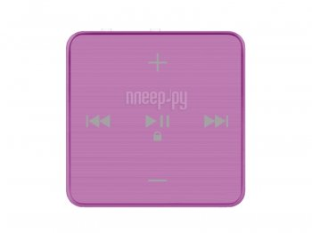 Плеер MP3 teXet T-22 - 4Gb Purple