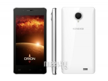 Смартфон KENEKSI Orion White