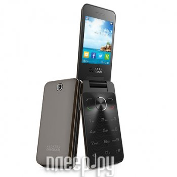 Мобильный телефон Alcatel OneTouch 2012D Dark Chocolate