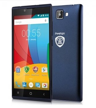 Смартфон Prestigio Grace Q5 Blue