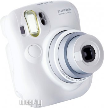 Фотокамера FujiFilm 25 Instax Mini White