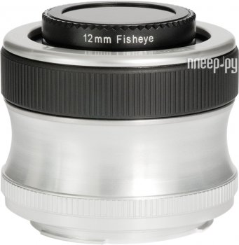 Объектив Lensbaby Scout Fisheye for Canon LBSFEC