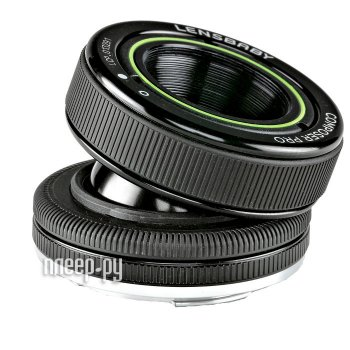 Объектив Lensbaby Composer Pro Double Glass for Canon LBCPDGC