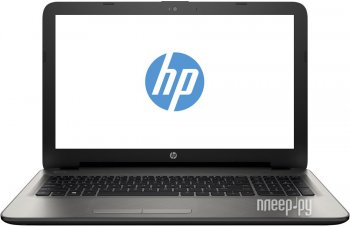 Ноутбук hp 15-ac134ur P0U13EA (Intel Core i5-4210U 1.7 GHz/4096Mb/500Gb/DVD-RW/Intel HD Graphics/Wi-Fi/Bluetooth/Cam/15.6/1366x768/Windows 10 64-bit)