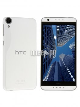Смартфон HTC Desire 820 White-Gray