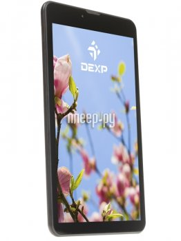 Планшетный компьютер DEXP Ursus 7M2 3G Black 0806125 (MediaTek MT6572 1.2 GHz/512Mb/4Gb/3G/Wi-Fi/Bluetooth/GPS/Cam/7.0/1024x600/Android)