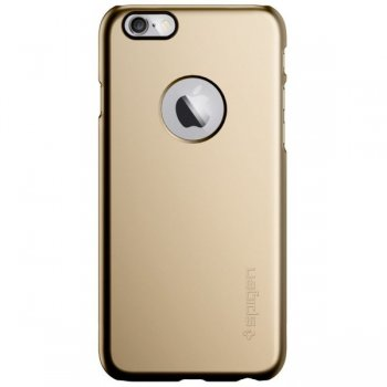 "Чехол SGP Thin Fit A Series (PET) для iPhone 6 (4.7"") SGP10943. Champagne Gold"