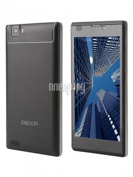 Смартфон DEXP Ixion EL150 Black