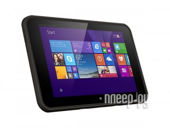 Планшетный компьютер HP Pro Tablet 10 EE G1 32Gb 3G L2J89AA (Intel Atom Z3735F 1.33 GHz/2048Mb/32Gb/Wi-Fi/3G/Bluetooth/GPS/10.1/1280x800/Windows 8)