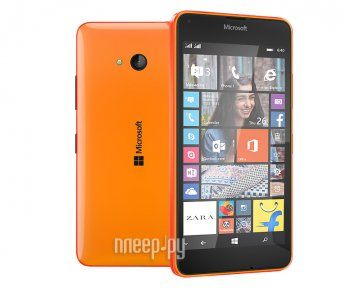 Смартфон Microsoft 640 Lumia LTE Orange