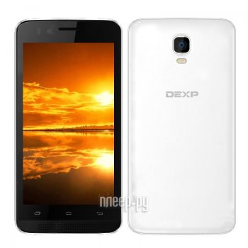 Смартфон DEXP Ixion X145 Nova White
