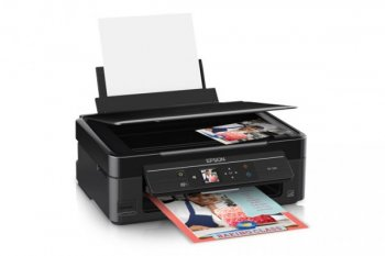МФУ Epson Expression Home XP-320 + СНПЧ Inksystem