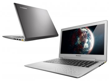Ноутбук Lenovo IdeaPad U430P 59433738 (Intel Core i5-4210U 1.7 GHz/4096Mb/500Gb + 8Gb SSD/nVidia GeForce GT 730M 2048Mb/Wi-Fi/Bluetooth/Cam/14.0/1920x