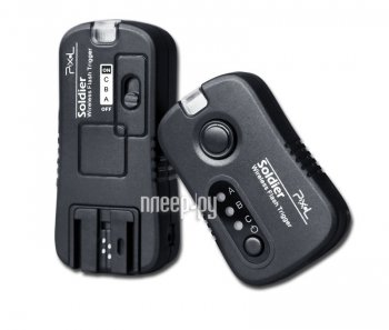 Радиосинхронизатор Pixel Soldier TF-373 Wireless Flash Trigger for Sony
