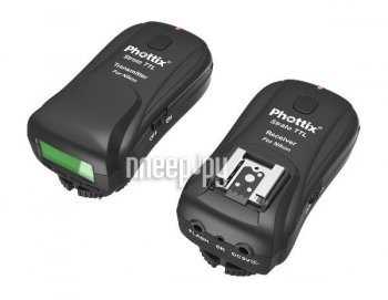 Синхронизатор Phottix Strato TTL for Nikon 89021