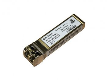 Модуль SFP+ Lenovo QLogic 10Gb SFP+ SR Optical Transceiver (49Y4218)