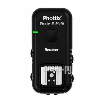 Синхронизатор Phottix Strato II 5-in-1 Wireless Trigger для Nikon 15653 с кабелями