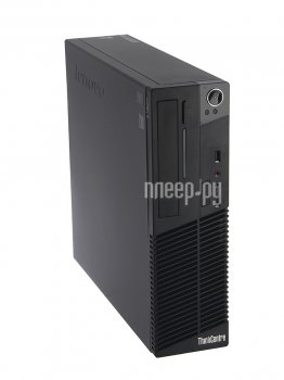 Неттоп Lenovo ThinkCentre M73e SFF 10B4S2JE00 (Intel Core i5-4570 3.2 GHz/4096Mb/500Gb/No ODD/Intel HD Graphics/Windows 7 Professional + Windows 8.1 P
