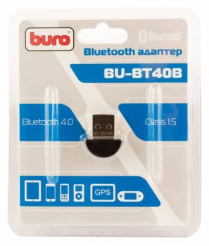 Адаптер Bluetooth Buro BT-40B
