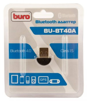 Адаптер Bluetooth Buro BT-40A