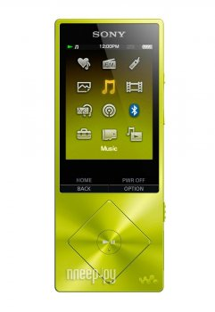 Плеер MP3 Sony Walkman NW-A25HN - 16Gb Yellow
