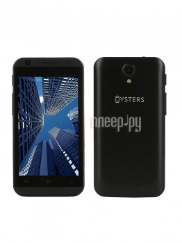 Смартфон Oysters Indian 254 Black