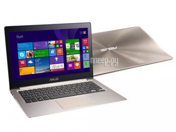 Ноутбук Asus ZenBook UX303LB 90NB08R1-M03040 (Intel Core i5-5200U 2.2 GHz/8192Mb/256Gb SSD/No ODD/nVidia GeForce 940M 2048Mb/Wi-Fi/Cam/13.3/1920x1080/