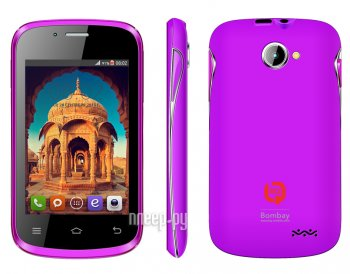 Смартфон BQ Bombay BQS-3503 Purple