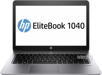 Ноутбук hp EliteBook Folio 1040 G2 L8T53ES (Intel Core i5-5200U 2.2 GHz/4096Mb/128Gb SSD/Intel HD Graphics/Wi-Fi/Bluetooth/Cam/14.0/1600x900/Windows 7